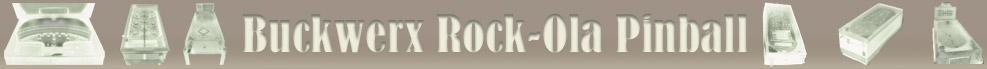 Rock-Ola Pinball