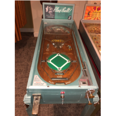 Restored Rockola World's Series Machine #6 for sale